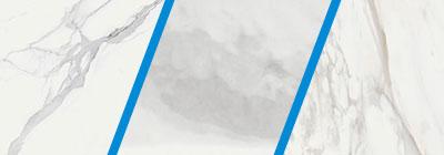 Marmoroptik White Marble Fliesen - Mira