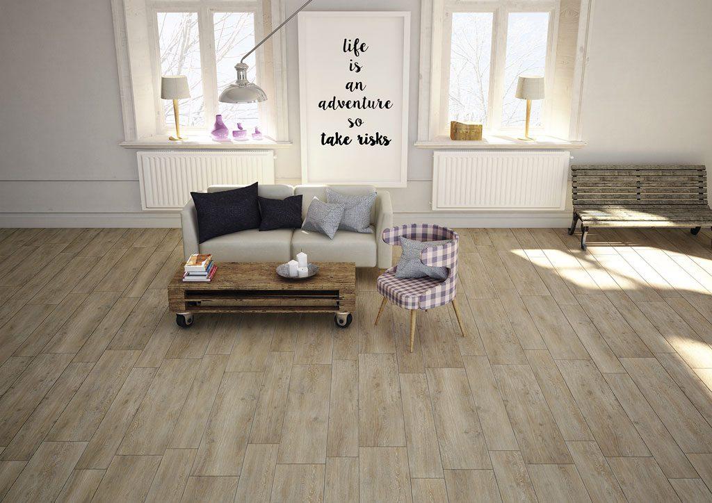 Mira Fliesen - Decape Floor Holzoptik