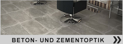 Beton- und Zementoptik Fliesen