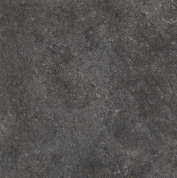 Silk Stone Black Chiffon